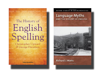 Two Books about the Origin of the English Language