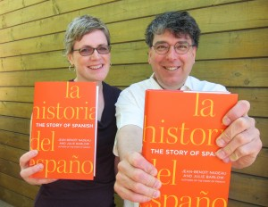The Story of Spanish: Now in Bookstores