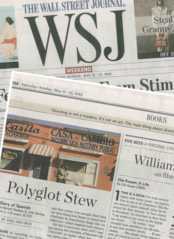 wall street journal summary Get the trusted insights and in-depth analysis you need from the wall street journal, america's most trusted newspaper—providing key decision-makers around the world with peerless reporting since 1889.