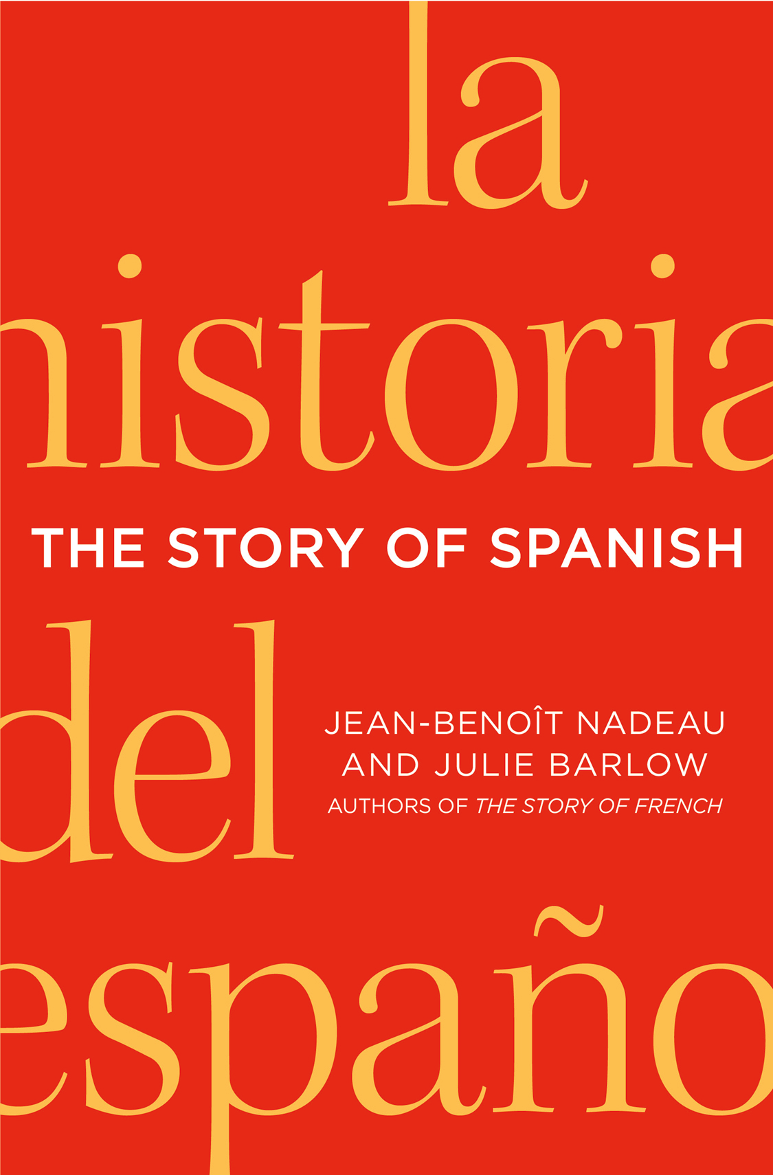 The Story of Spanish Hi-Res Book Cover