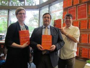 Julie Barlow, Javier Dago Elorza: Spanish Consul in Montreal, Jean-Benoît Nadeau