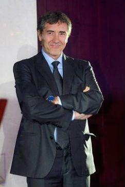 Bernard Frontero, directeur de l'Alliance française de Dubaï.