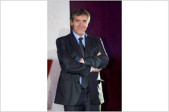 Bernard Frontero, nouveau directeur de l'Alliance française de Dubaï.