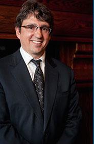 Denis Desgagné, PDG du Centre de la Francophonie des Amérique. © CFA