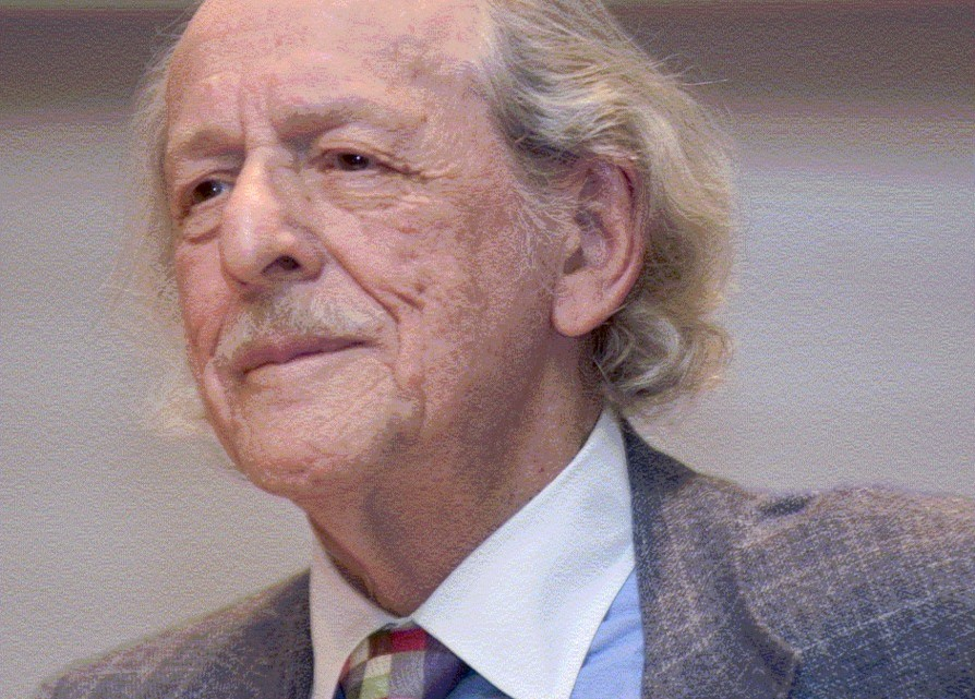 Eugene Garfield, le père de l'indexation scientifique. Photo: Chemical Heritage Foundation