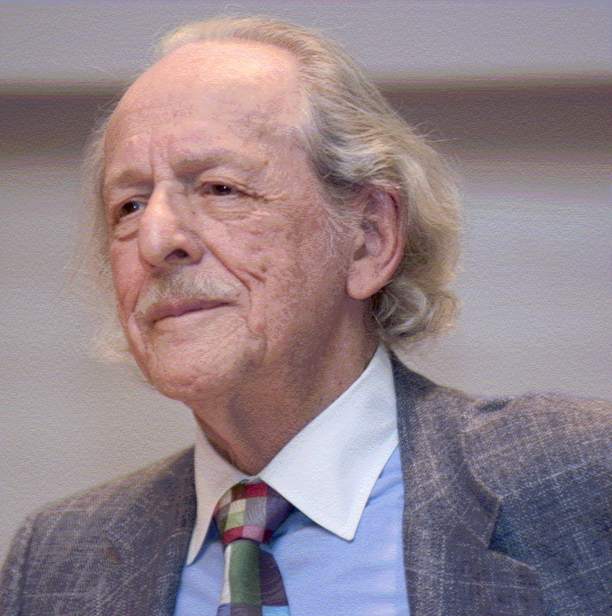 Eugene Garfield, le père de l'indexation scientifique. Photo: Chemical Heritage Foundation