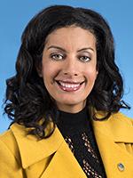 Dominique Anglade, nouvelle ministre de l'Économie, de la Science et de l'Innovation. Photo: Assemblée Nationale