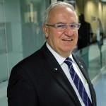 Denis Vaillancourt, président de l'AFO.