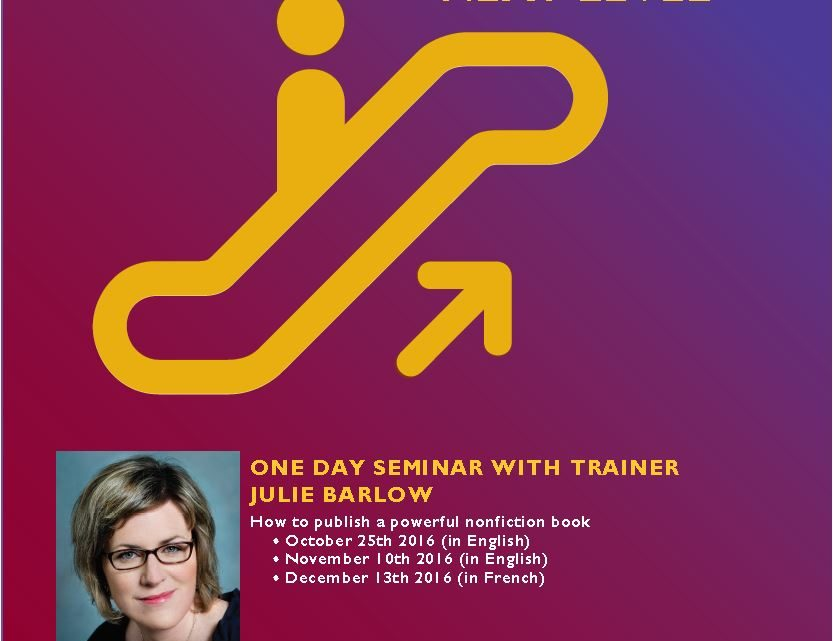 Flyer Julie Barlow ENG
